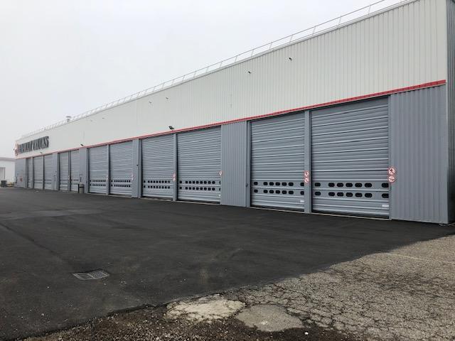 Portail Maviflex pour Renault Trucks
